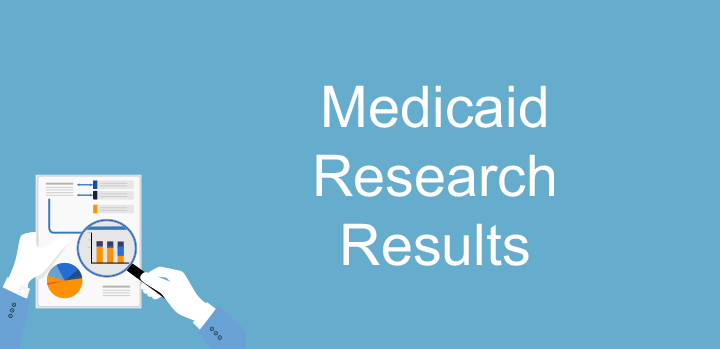 Medicaid Research Results
